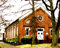 Romney Presbyterian Church, WV