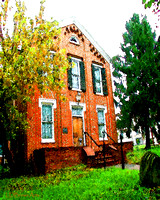 Literary Hall, Romney WV